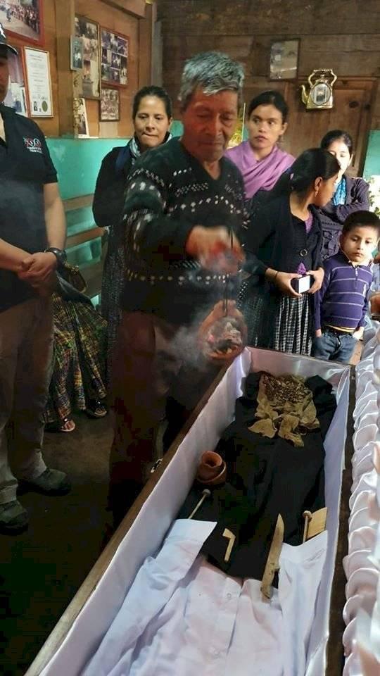 Miguel Yat fue víctima de desaparición forzosa en el conflicto armado interno. Foto: Famdegua