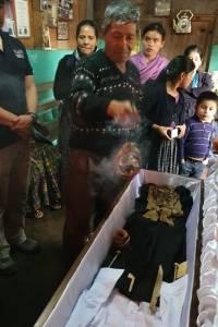 Miguel Yat fue víctima de desaparición forzosa en el conflicto armado interno.