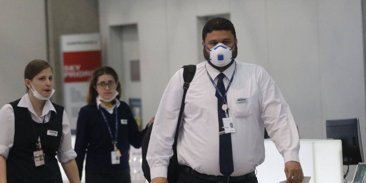 Coronavírus: terceiro caso em São Paulo é confirmado