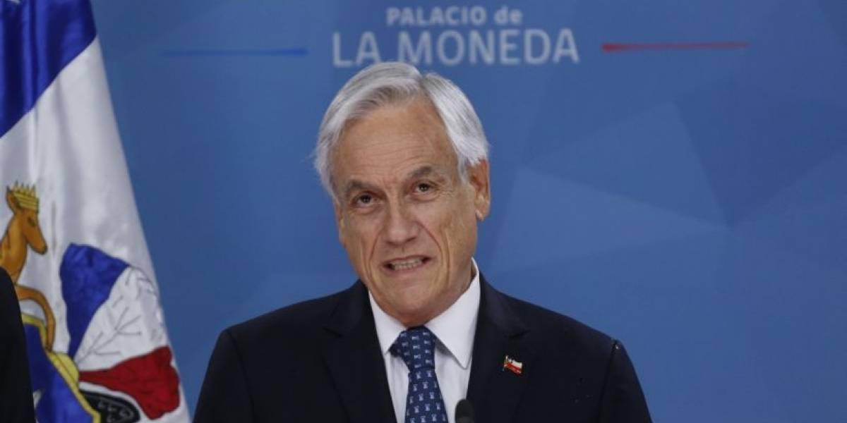 El imperdonable error del presidente de Chile al anunciar el nuevo caso de coronavirus