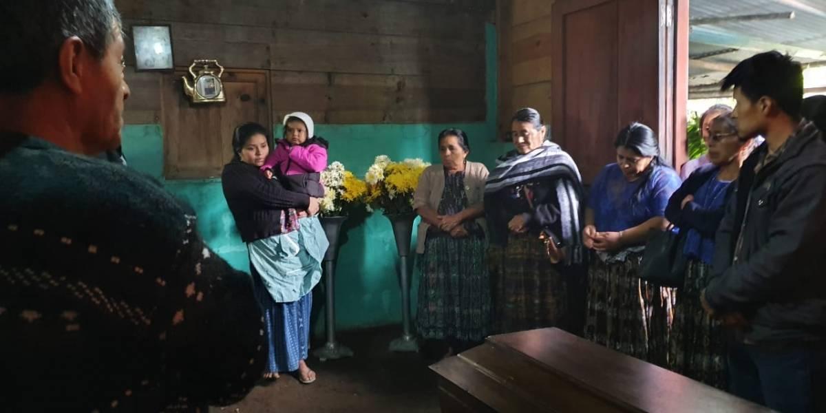 Reciben restos de familiar desaparecido durante el conflicto armado