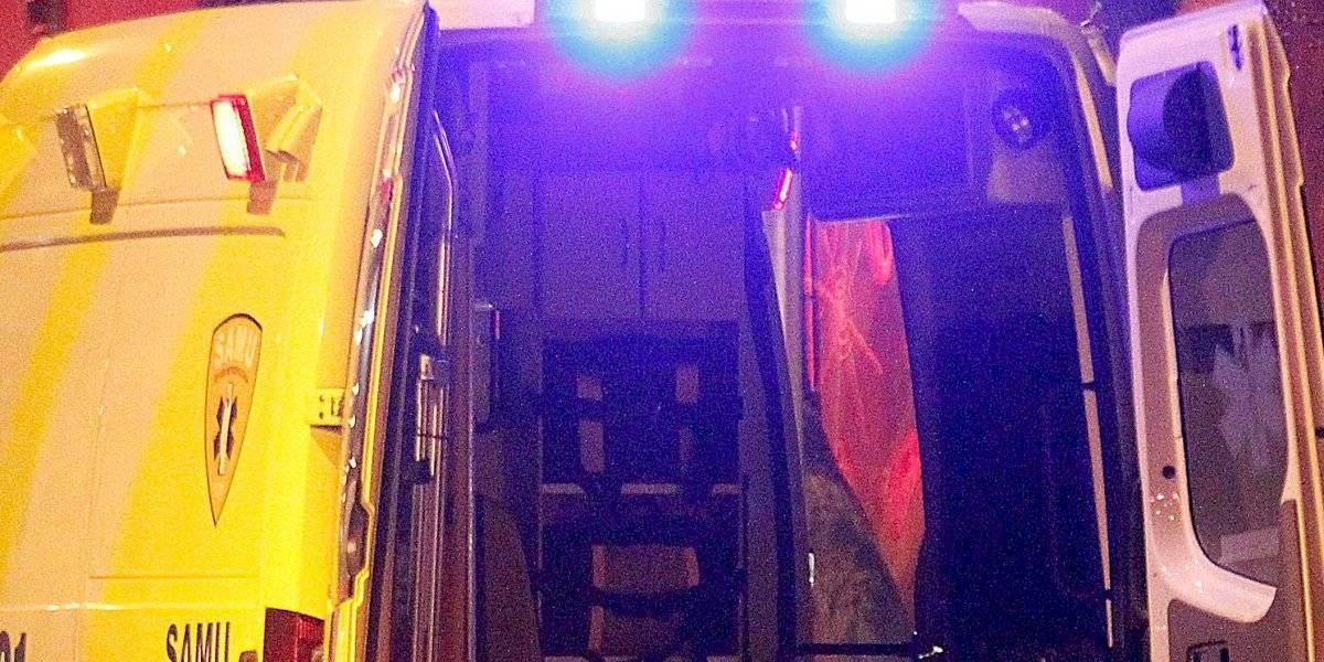 San Joaquín: niña de 12 años recibió un disparo mientras esperaba locomoción en un paradero