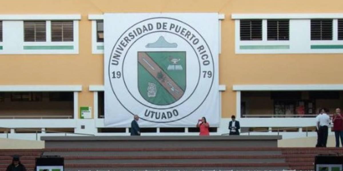 Ética Gubernamental radica querella contra exrector de la UPR en Utuado