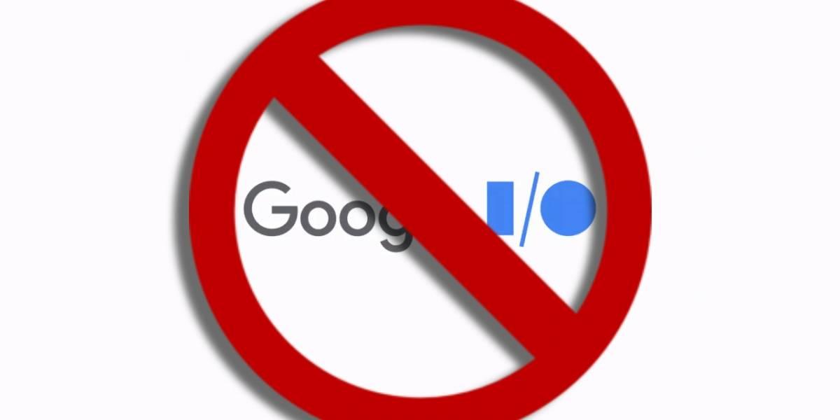 Coronavirus: se cancela el Google I/O 2020 por temor a la enfermedad