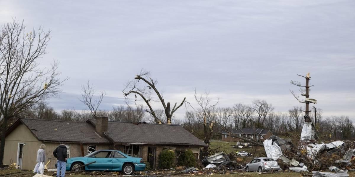 Devastadores tornados dejan más de 20 muertos en Estados Unidos