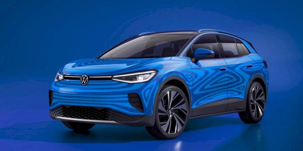 Volkswagen muestra su primer SUV eléctrico, el ID.4