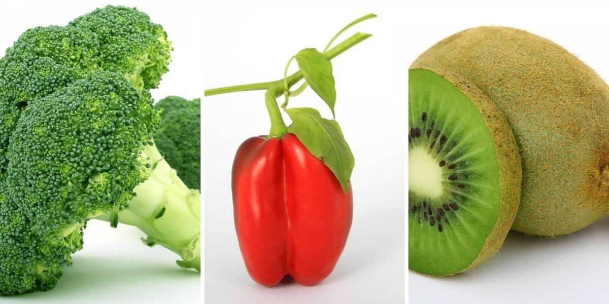 Estes são os 5 vegetais mais ricos em vitamina C