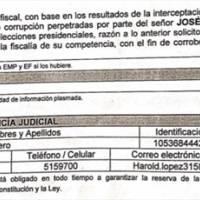 Interceptaciones a esposo de exreina revelarían ingresos de dineros a varias campañas políticas