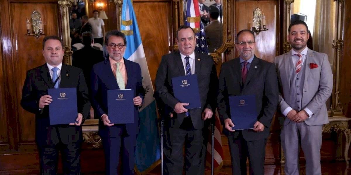 Estados Unidos se asocia con Guatemala para apoyar la seguridad de la aviación comercial