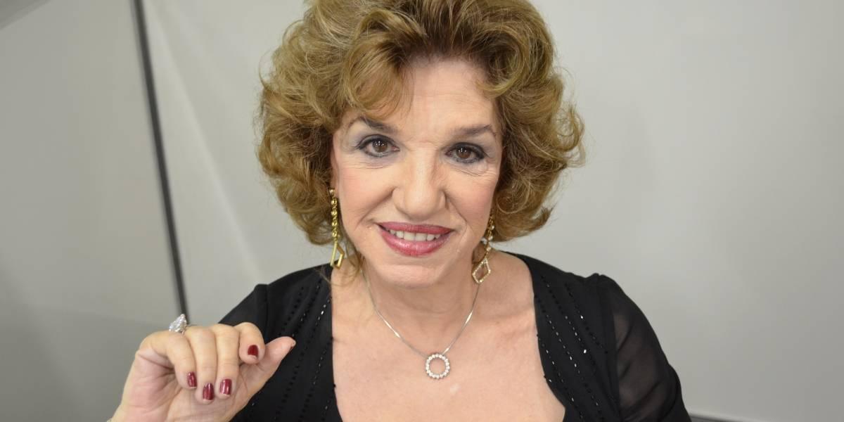 Morre Adelaide Chiozzo, da canção 'Beijinho Doce', aos 88 anos