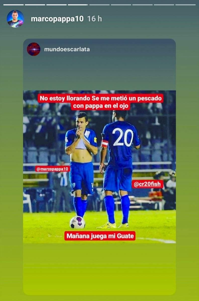 Aficionados demuestran cuánto extrañan a Carlos Ruiz y a Marco Pappa en la selección