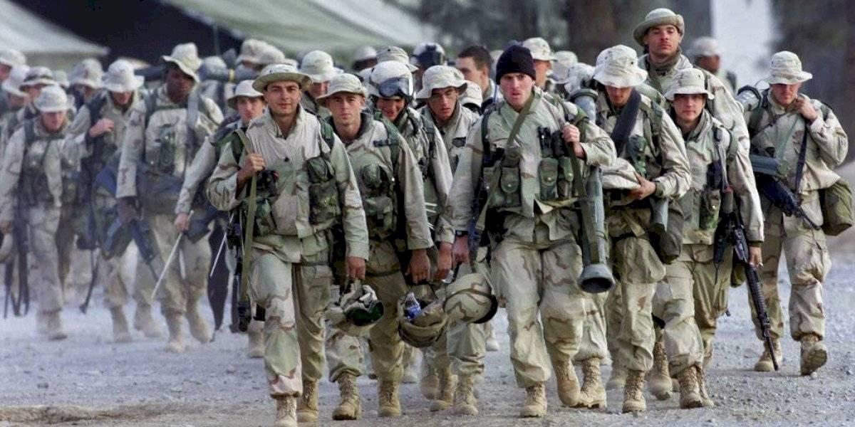 Estados Unidos ataca al Talibán por primera vez desde acuerdo de paz