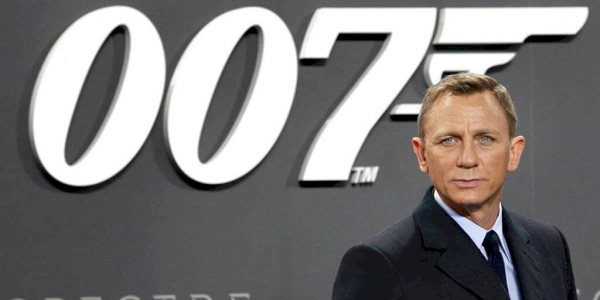 Estreno de película James Bond se posterga 7 meses por coronavirus