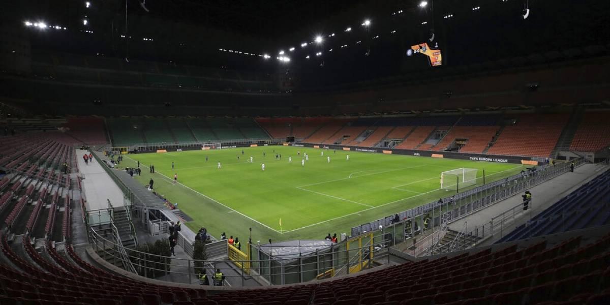 Todo el deporte italiano será sin público durante un mes