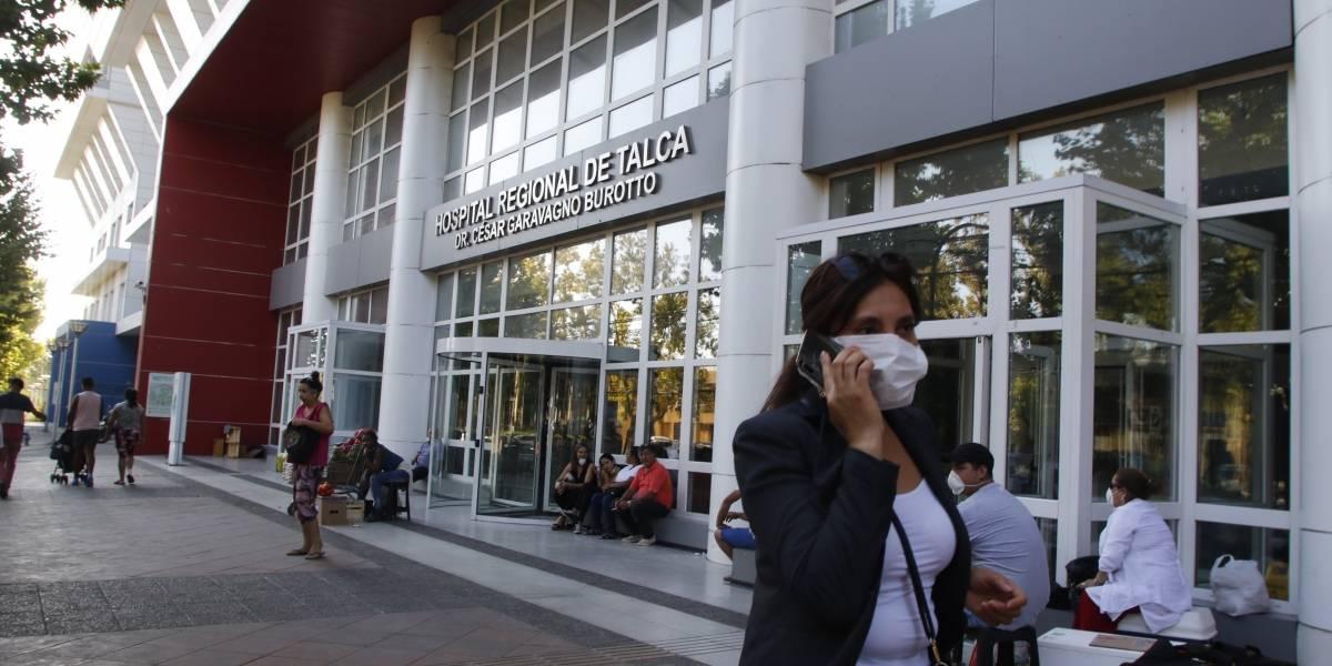 """Esposa del primer contagiado con coronavirus en Chile: """"Estamos tranquilos, estamos bien"""""""