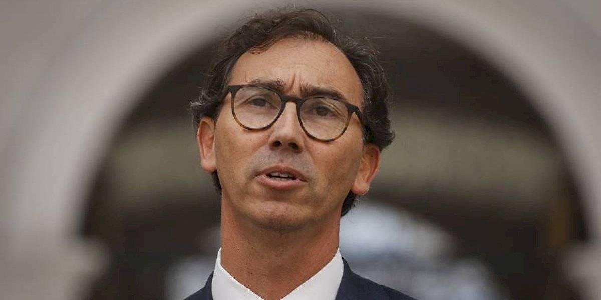 """Ministro de Educación por coronavirus: """"La suspensión de clases no es una medida que deba tomarse"""""""