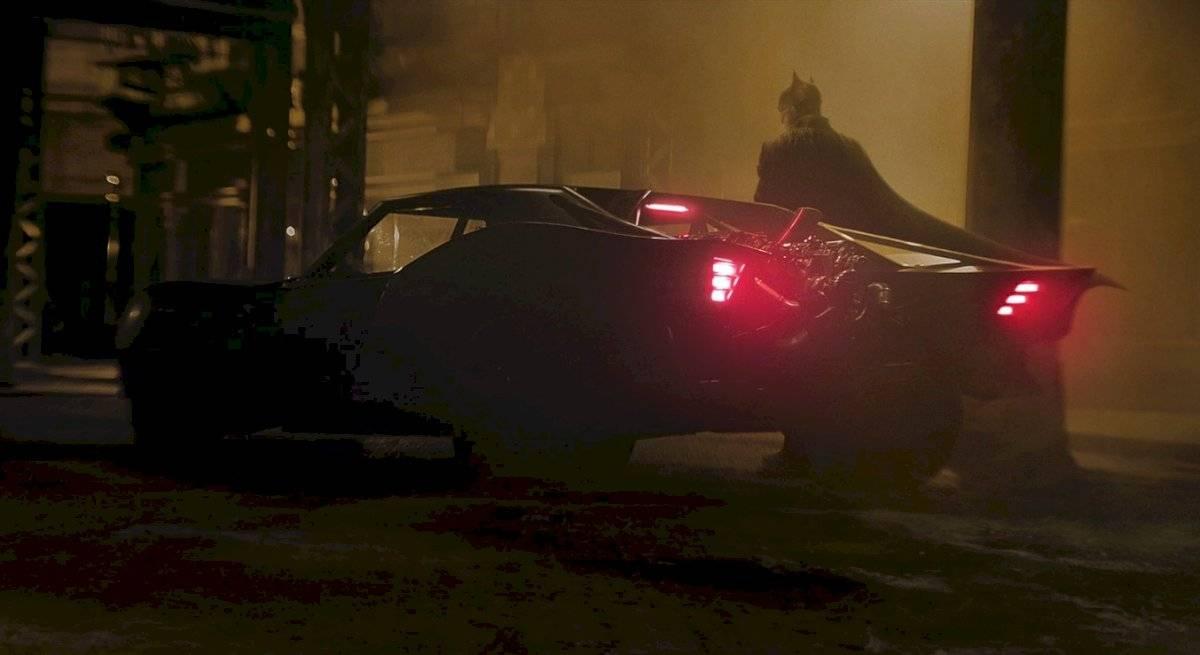 Batimóvil que saldrá en The Batman