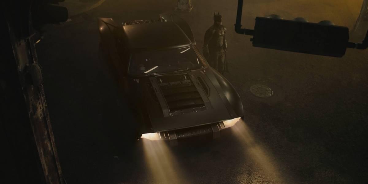 Batman: ¿Robert Pattinson manejará el mejor batimóvil hasta la fecha?