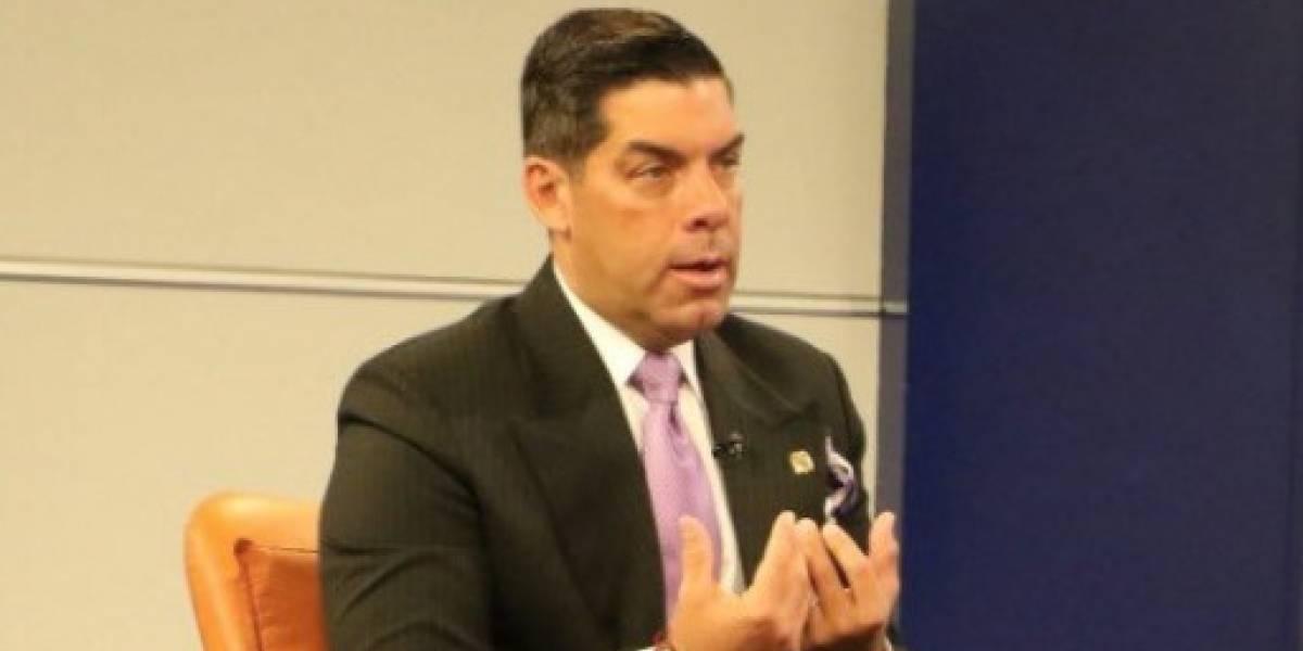 Raúl Ledesma renuncia al cargo de Ministro de Ambiente