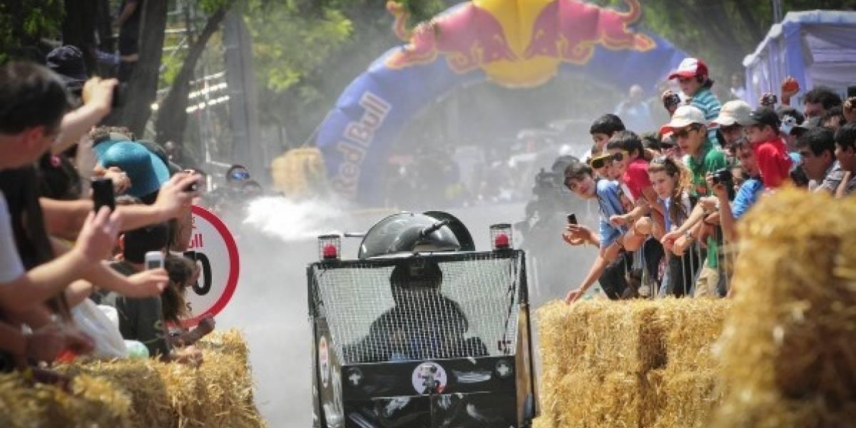 El Red Bull Soapbox Race vuelve a Santiago para este 2020