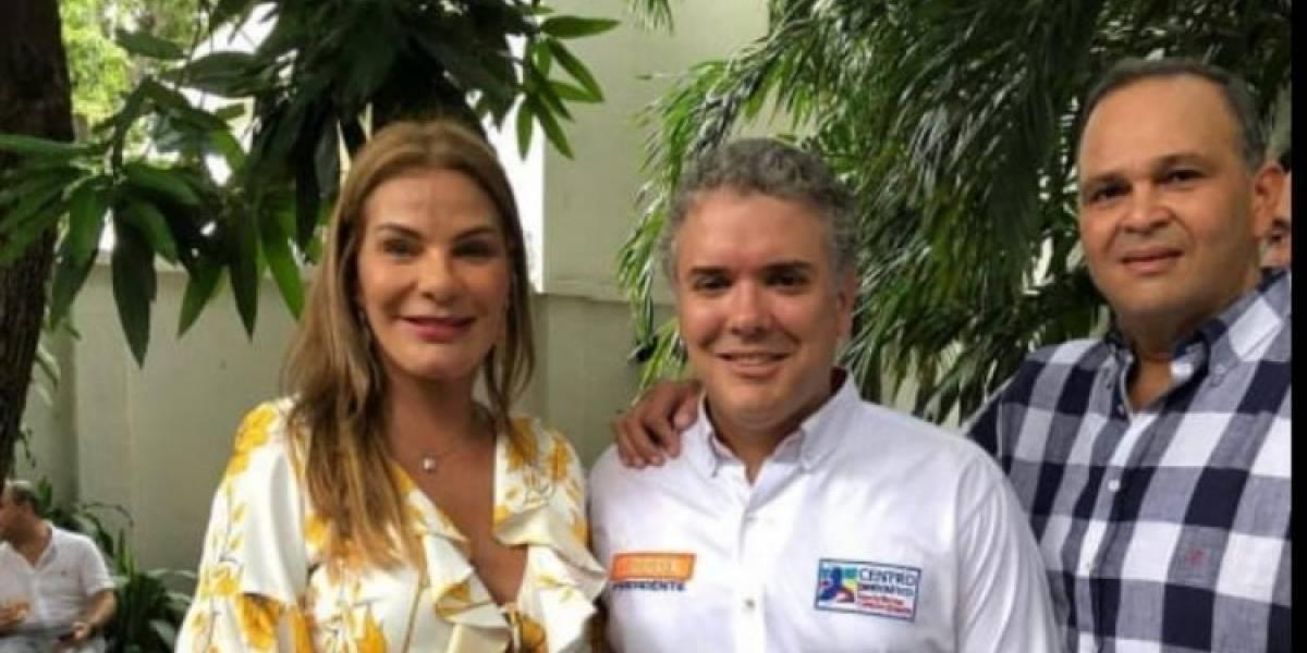 Audio: el chisme en el que involucran a Duque por botox de María Mónica Urbina