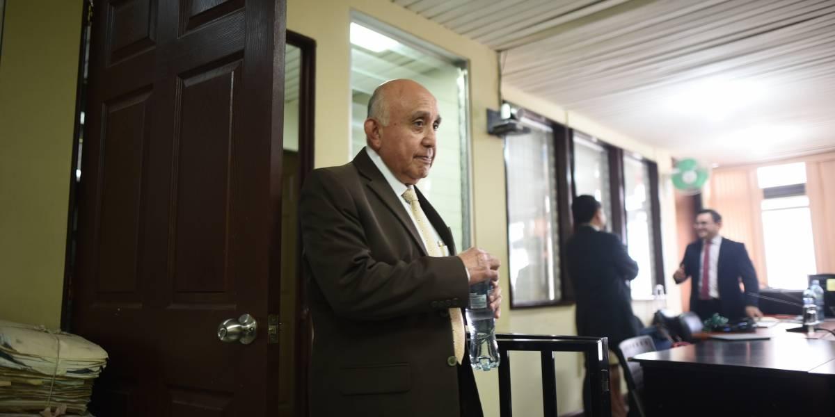 Sala reduce condena a exmagistrado que benefició a Roxana Baldetti