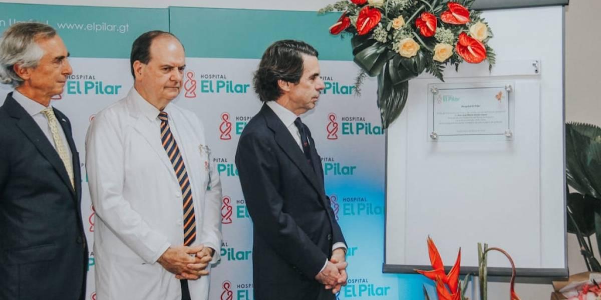 Inauguran áreas médicas para el cuidado de la mujer en Hospital El Pilar
