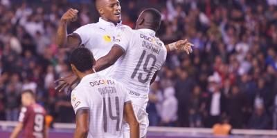 Liga de Quito goleó a River Plate