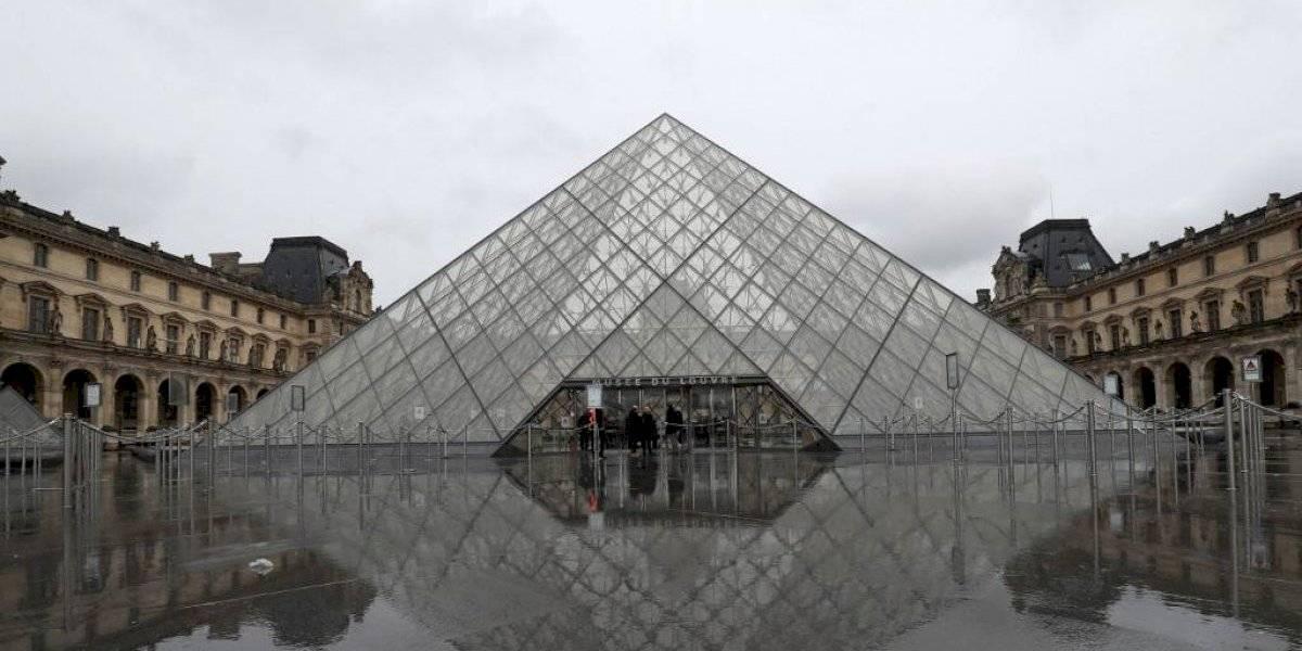 Museo del Louvre, en París, reabre sus puertas tras cierre por el coronavirus