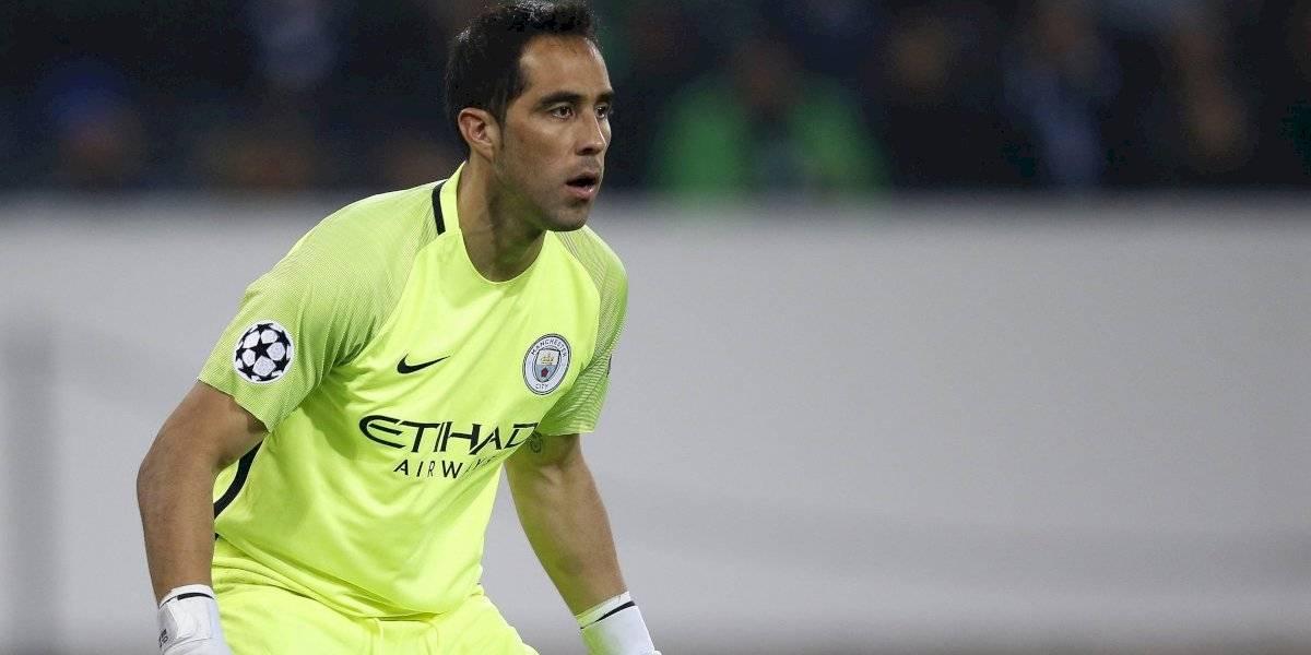 Claudio Bravo sigue siendo el talismán del City tras su clasificación a etapas finales de la FA Cup