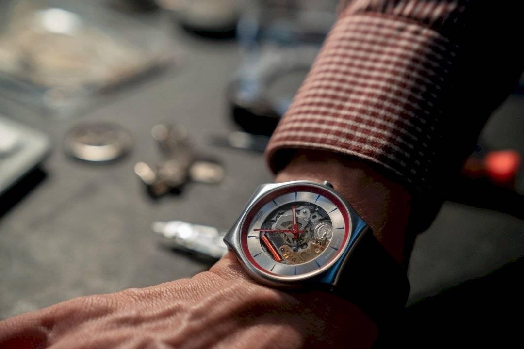 Reloj Swatch James Bond