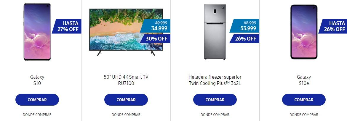 Samsung Blue Days