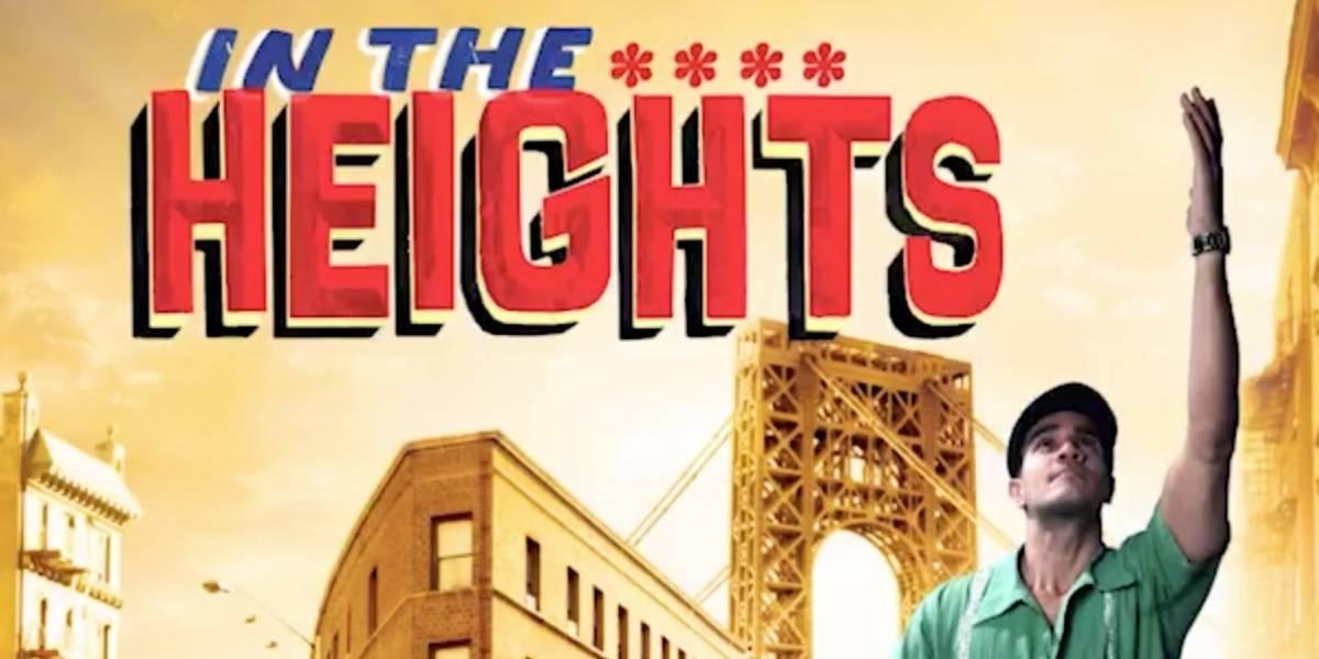 """Anuncian nuevas funciones para """"In The Heights"""""""