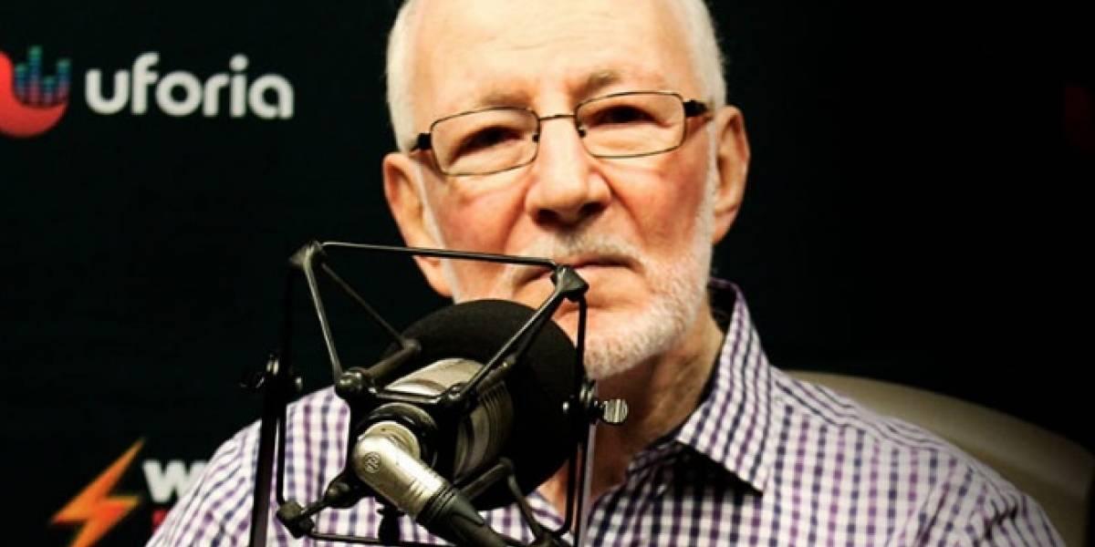 Se retira Luis Francisco Ojeda de la radio