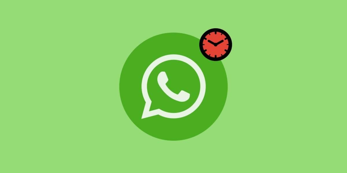 WhatsApp: te decimos cómo programar tus mensajes para que se envíen a ciertas horas