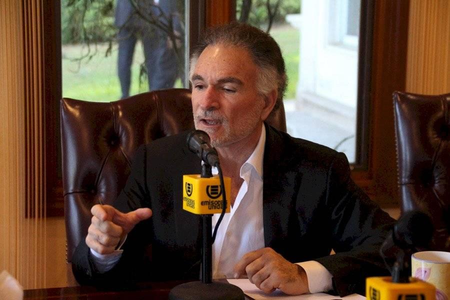 """Dionisio Gutiérrez en entrevista en """"A Primera Hora"""""""