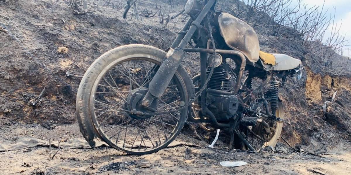 Murió joven que intentó apagar un incendio forestal en Cundinamarca