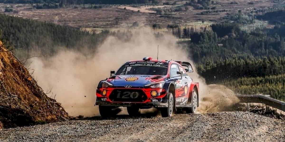 El plan del rally chileno para el WRC 2021 sigue firme