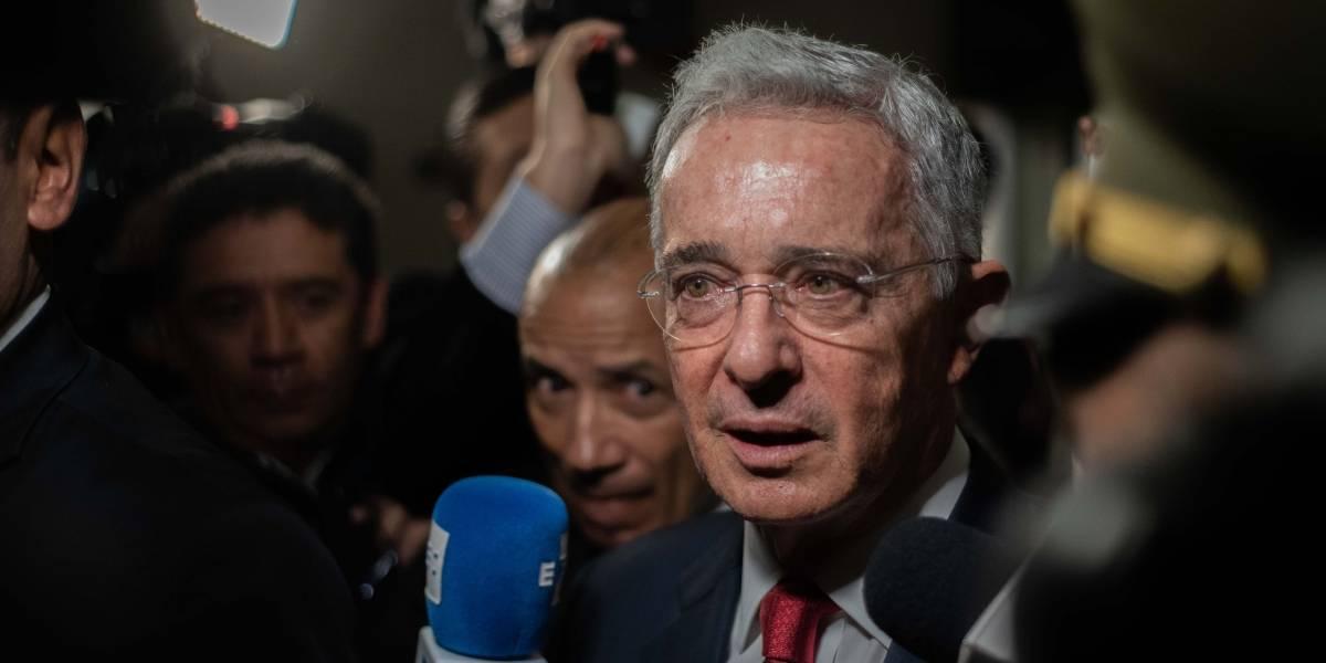 Álvaro Uribe pide que se revele el nombre de la mujer de los audios del 'Ñeñe'