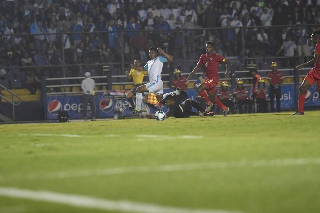 Foto Omar Solís | Jiovany Ramos salvó a Panamá
