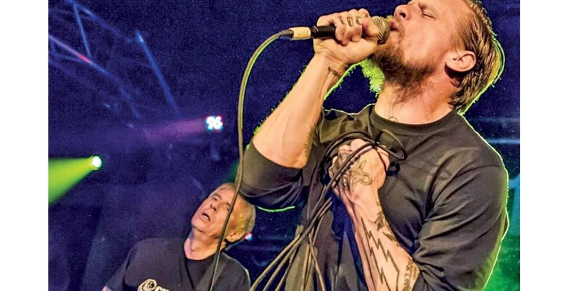 Ícone do punk, Black Flag toca em SP