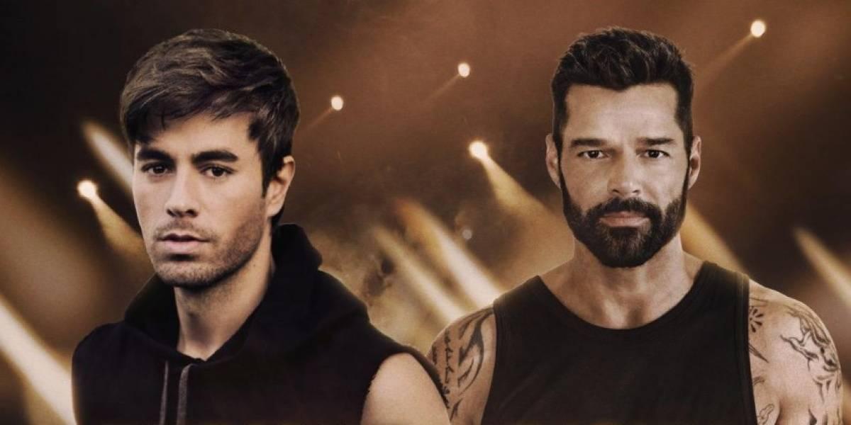Para todos los gustos: Ricky Martin, Enrique Iglesias y Sebastián Yatra anuncian gira por EE.UU. y Canadá