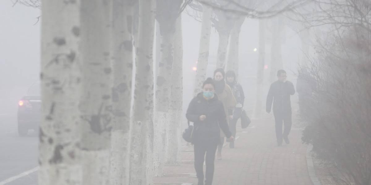COVID-19 logra lo imposible, reduce contaminación del aire en China