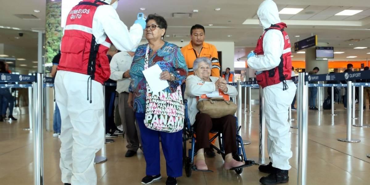 Ecuador confirma tres nuevos casos de coronavirus y ya suma 13