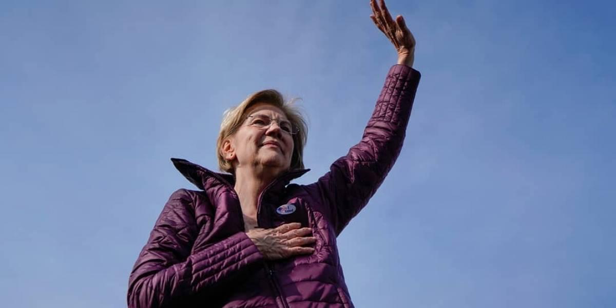 EUA: Progressista Elizabeth Warren desiste de concorrer à presidência