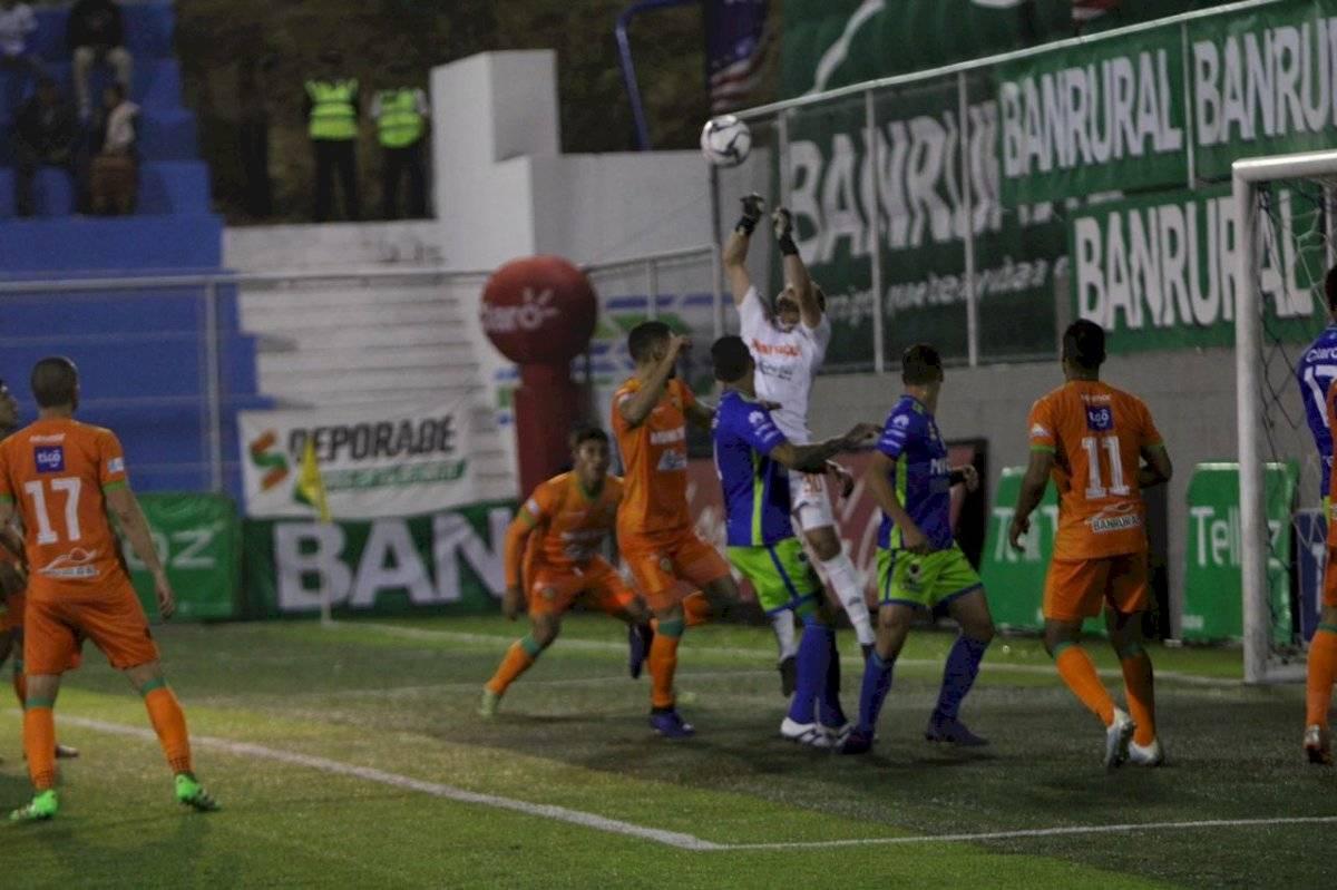 Estadísticas Torneo Clausura 2020, primera vuelta