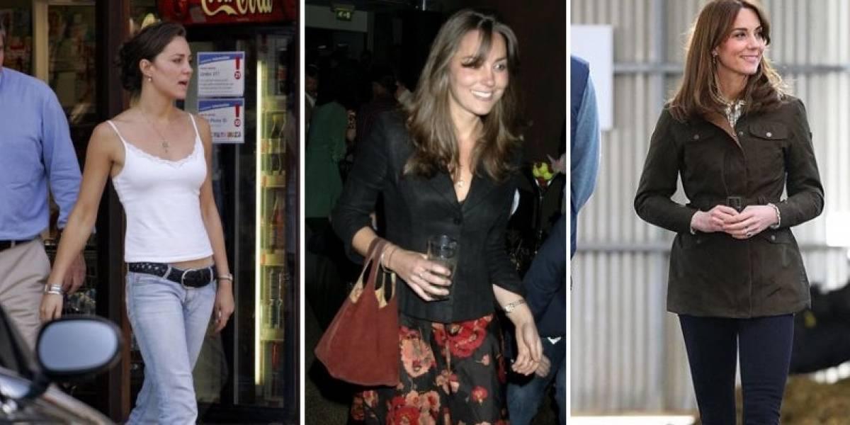 A evolução do estilo de Kate Middleton