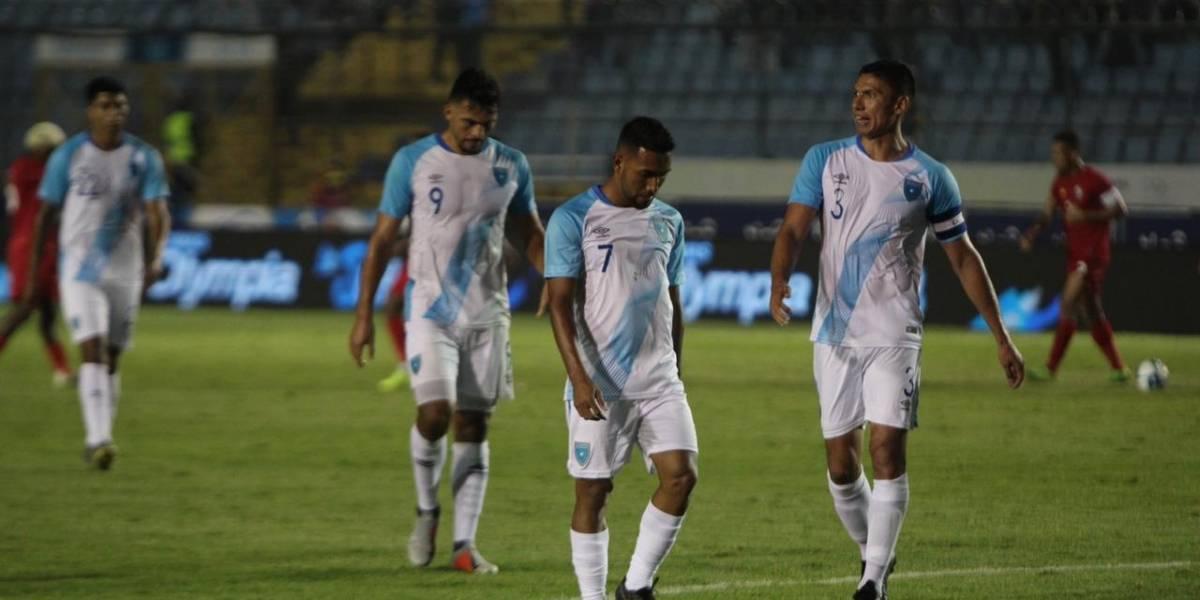 Amarini Villatoro sumó su segunda derrota con selección nacional