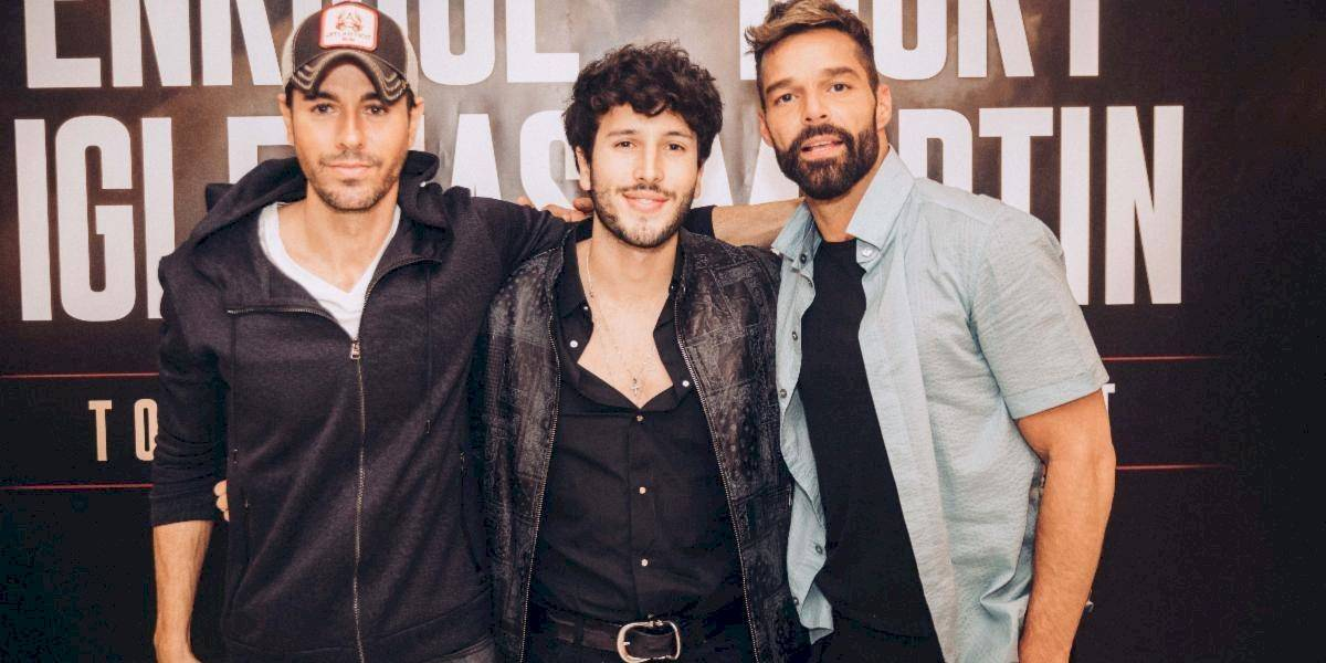 Ricky Martin y Enrique Iglesias anuncian su primer 'tour' juntos