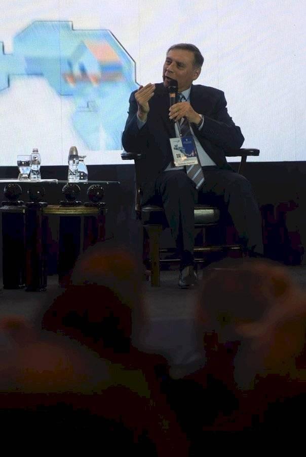 Expresidente de Ecuador Jamil Mahuad